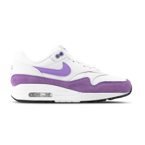 WMNS Air Max 1 Summit White Atomic Violet Black 319986 118