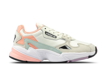 Adidas Falcon Running White Raw White Trace Pink EE4149