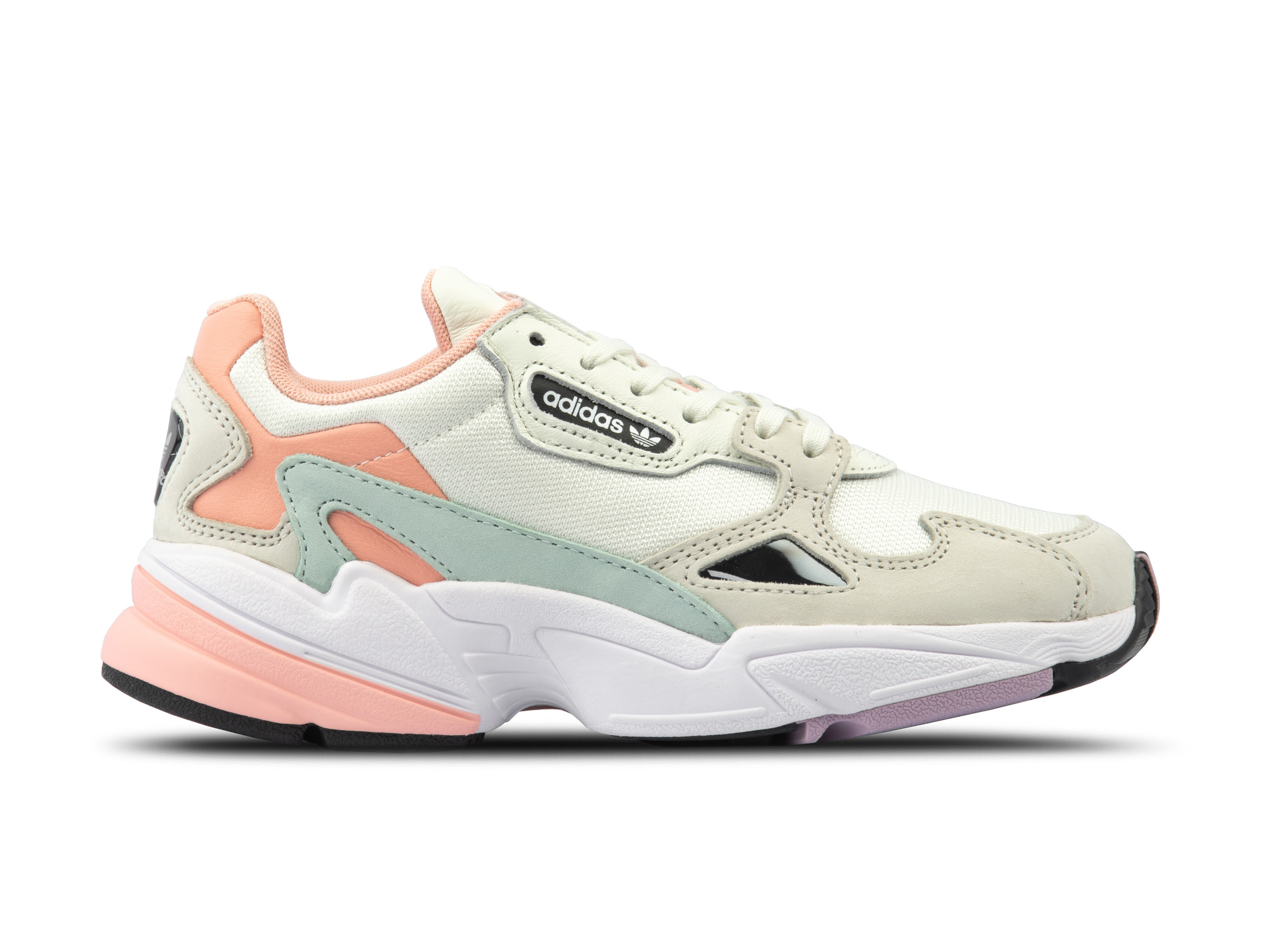 dff7600eb20 Falcon Running White Raw White Trace Pink EE4149