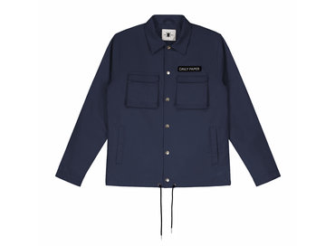 Daily Paper Coach Jacket Navy 00N1PA05 02