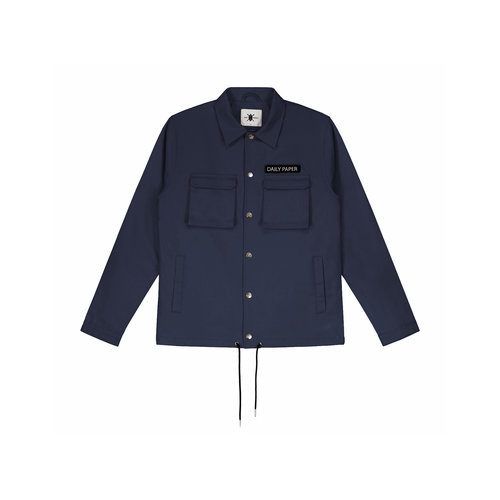 Coach Jacket Navy 00N1PA05 02