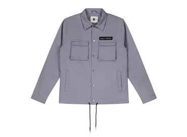 Daily Paper Coach Jacket Grey 00N1PA05 05