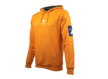 Bruut x Helly Hansen Hoodie Orange HFD19helly01