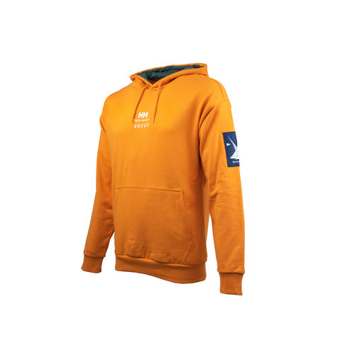 x Helly Hansen Hoodie Orange HFD19helly01