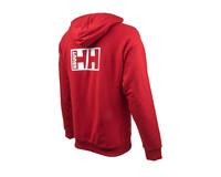 Bruut x Helly Hansen Hoodie Red HFD19helly02