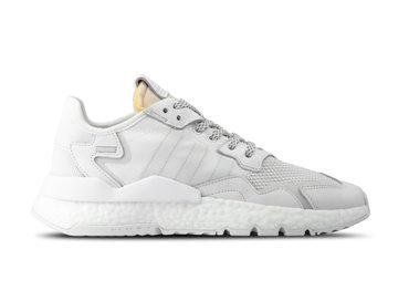 Adidas Nite Jogger Footwear White Crystal White Crystal White DB7676