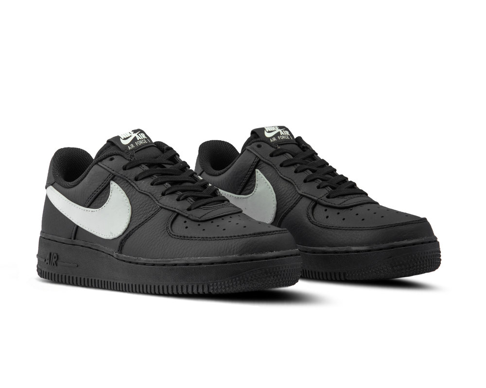 Nike Air Force 1 '07 PRM Black Barely Grey CI9353 001
