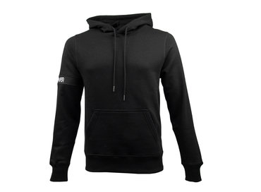 Daily Paper Captain Hoodie Black NOST04