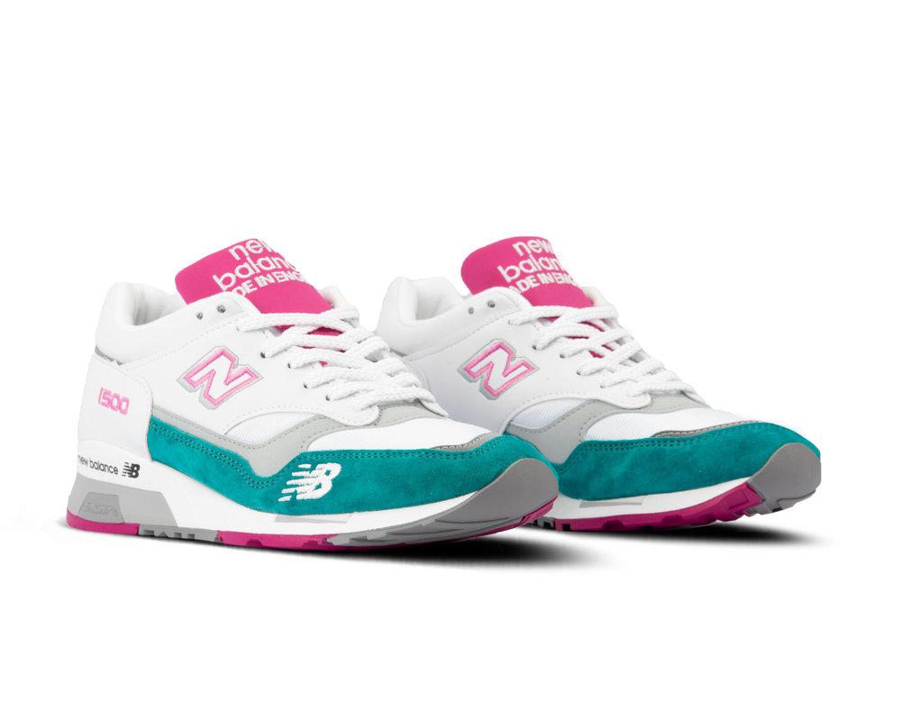 New Balance M1500WTP White Pink 702161 60 13