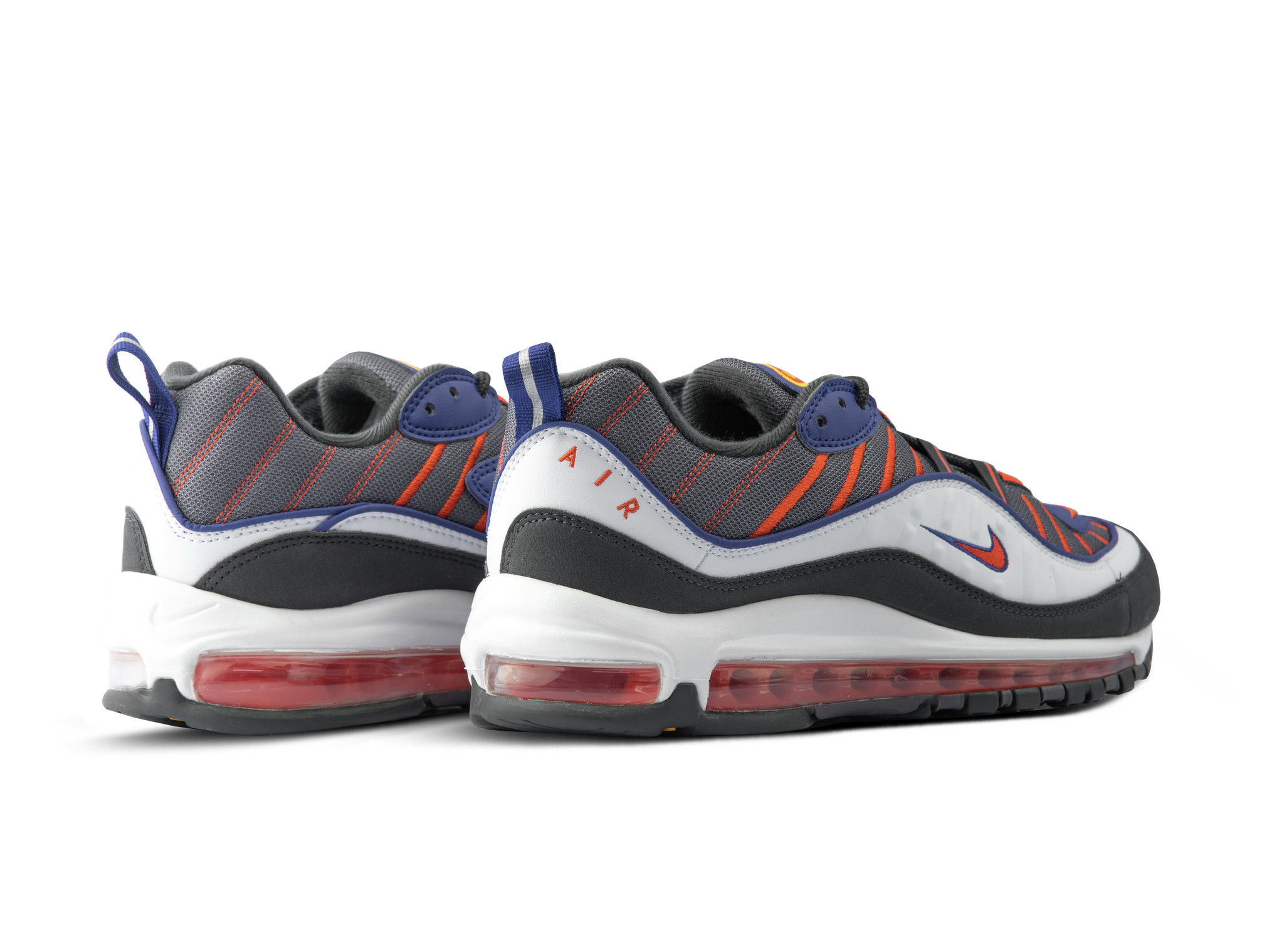 Nike Air Max 98 Gunsmoke Team Orange 640744 012 | Bruut