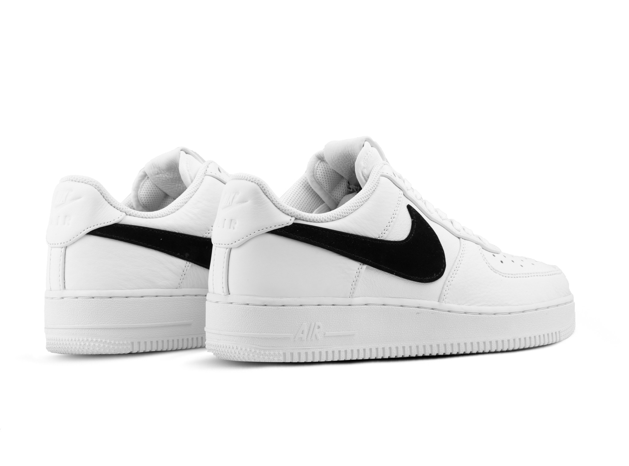 Nike Air Force 1 '07 PRM 2 White Black AT4143 102 | Bruut
