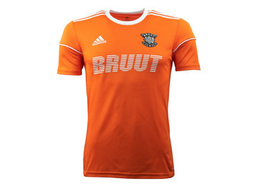Adidas x Bruut Football Jersey Orange HFD19Adi01