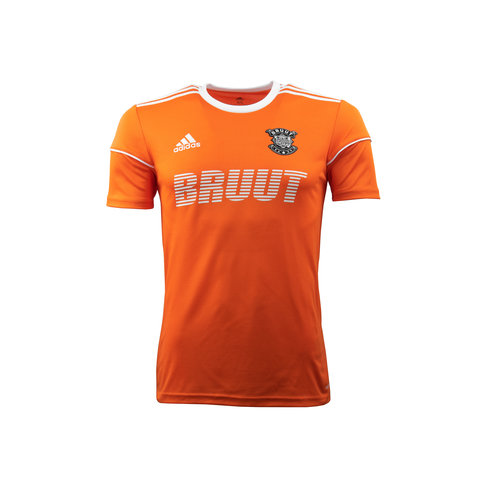 x Bruut Football Jersey Orange HFD19Adi01