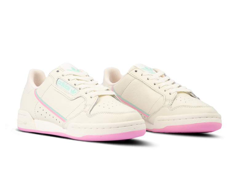 Continental 80 Off White True Pink Clemin BD7645