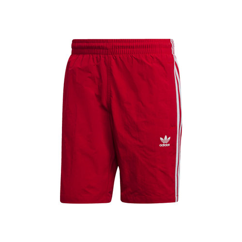 3 Stripes Swim Short Power Red DV1585