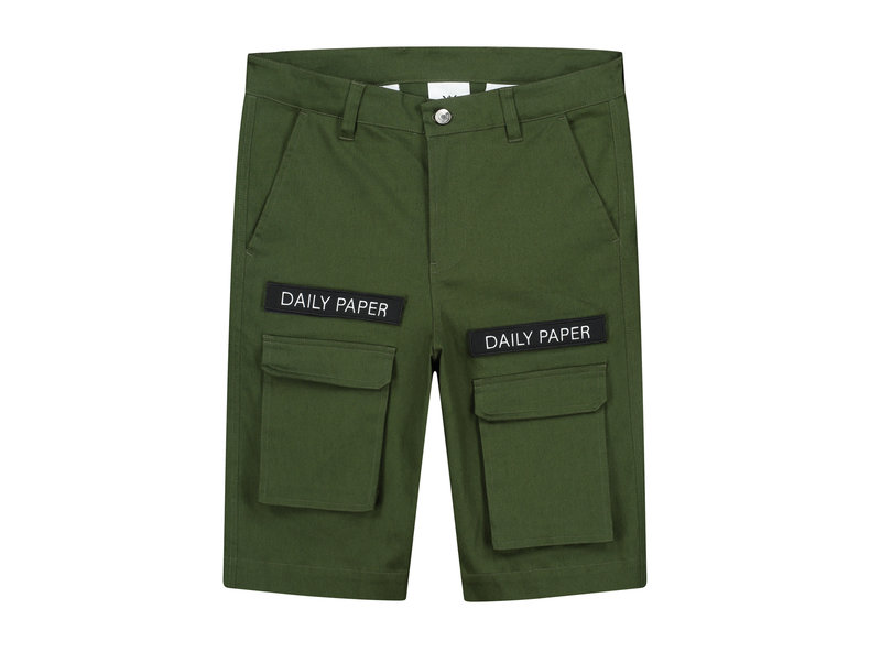 Cargo Shorts Olive Green 19R1SH01 03