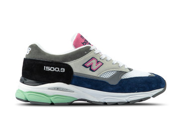 New Balance M15009FR White Navy 721741 60 3