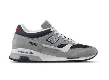 New Balance M1500GNW Grey Navy Red 725261 60 12