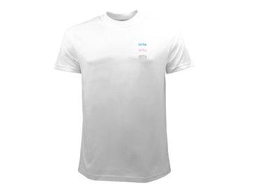 Arte Antwerp T Shirt Troy Multi Logo White SS19 025