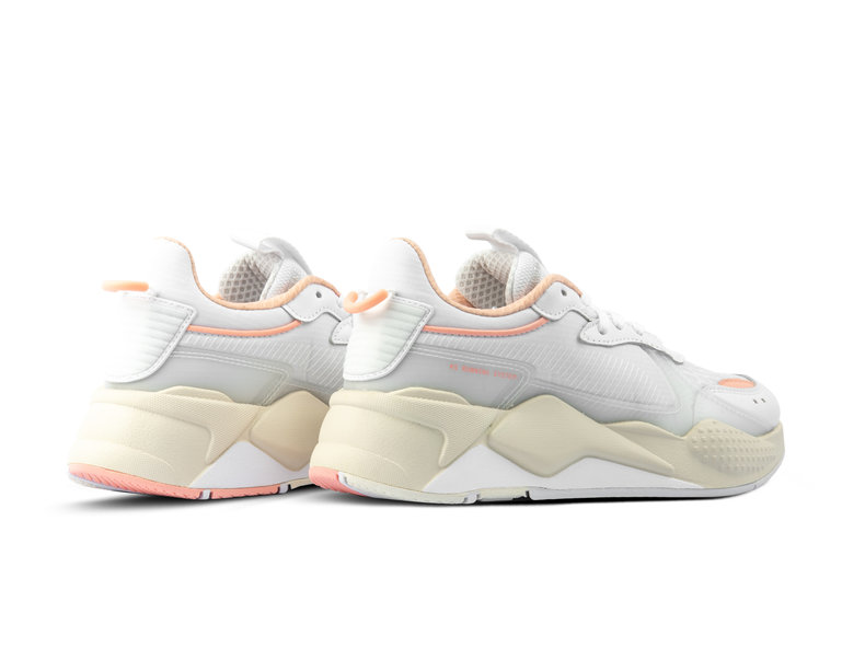 RS X Tech Puma White Peach Bud 369329 04