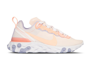 Nike React Element 55 Pale Pink Washed Coral BQ2728 601