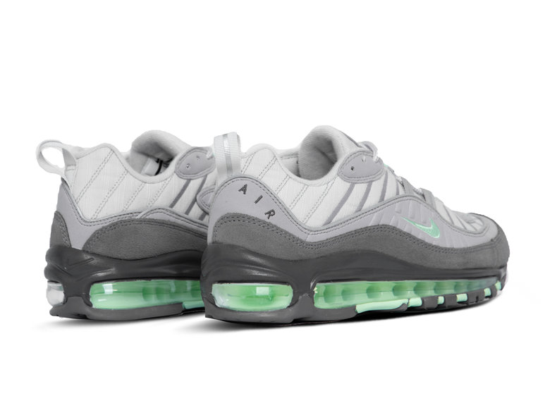 Air Max 98 Vast Grey Fresh Mint 640744 011