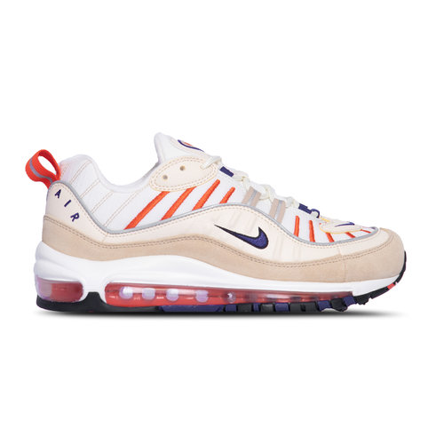 Air Max 98 Sail Court Purple Light Cream 640744 108