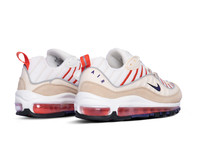 Nike Air Max 98 Sail Court Purple Light Cream 640744 108