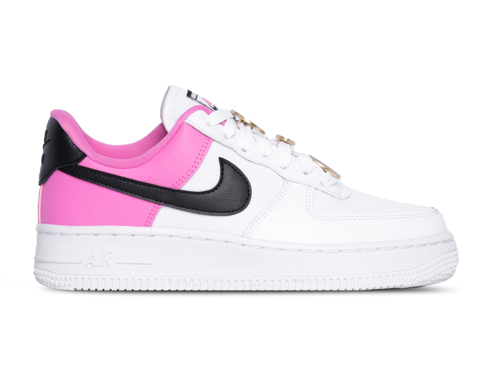 Women's Air Force 1 '07 Se Shoe in Whiteblack China Rose