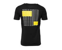 Bruut Sonny Crockett Tee Yellow HFD007