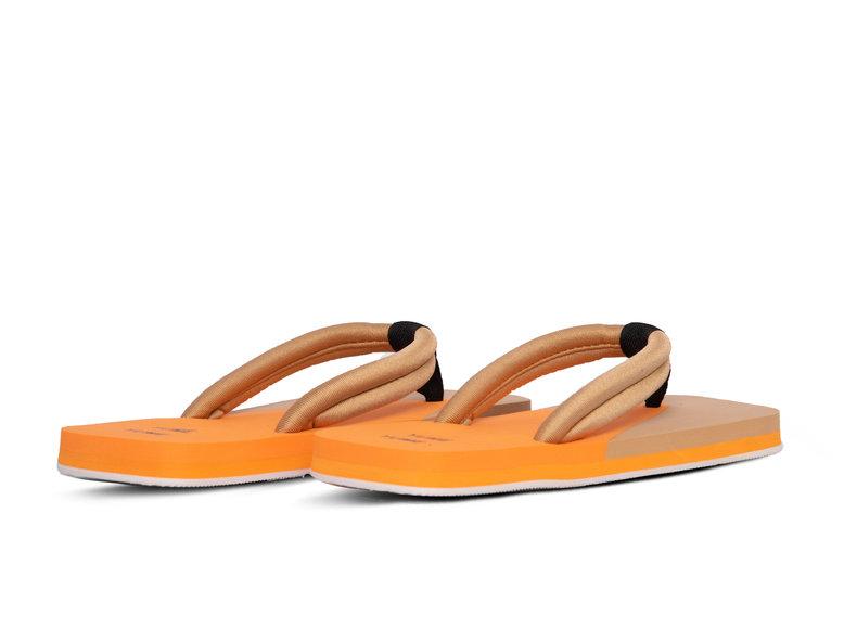 Xigy Beige Orange Black F0003