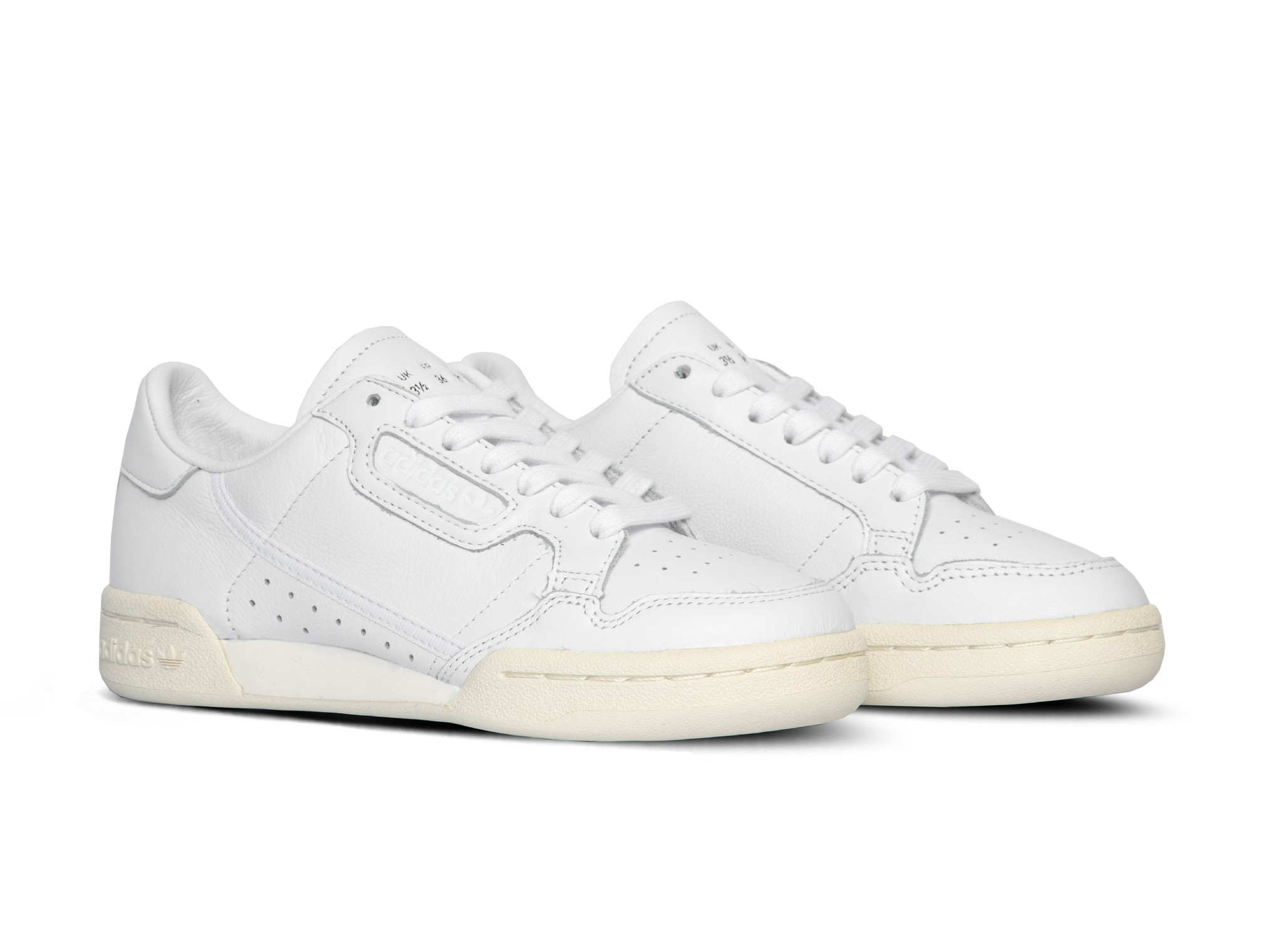 Adidas Continental 80 Footwear White Footwear White Off White EE6329