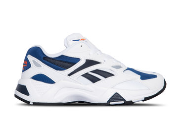 Reebok Aztrek 96 White Royal Fiery Orange DV6756