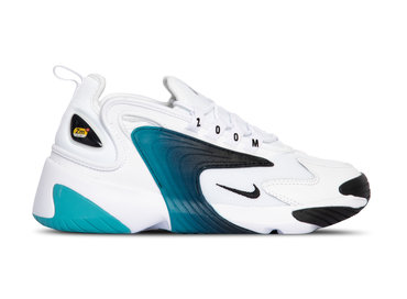 Nike Zoom 2K White Black Teal Nebula AO0269 106
