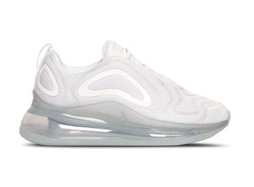 Nike Air Max 720 White MTLC Platinum Pure Platinum AR9293 101