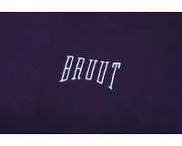 Bruut Embroided logo tee Laker White HFD010