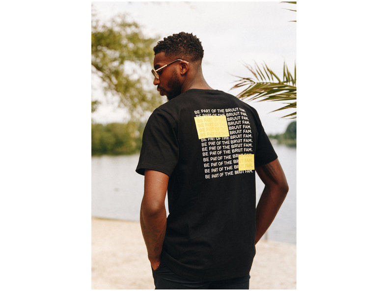 Sonny Crockett Tee Yellow HFD007