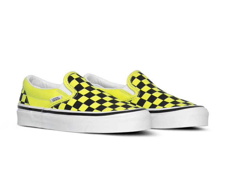 Classic Slip On 9 Anaheim Factory Og Yellow Checkerboard VN0A3JEXV9O1
