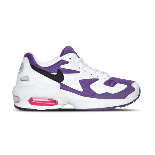 Air Max2 Light White Black Court Purple AO1741 103