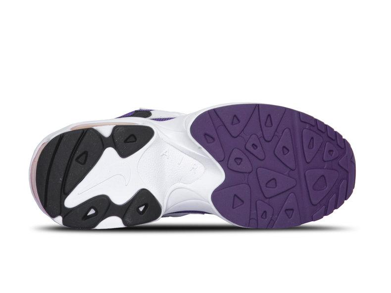 Air Max2 Light White Black Court Purple AO1741 103