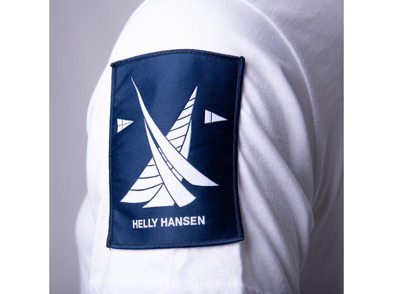 x Helly Hansen Tee White HFD19helly03
