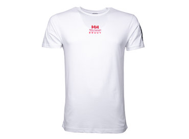 Bruut x Helly Hansen Tee White HFD19helly03