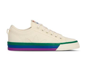 Adidas Nizza Pride Off White Off White Off White EF2319