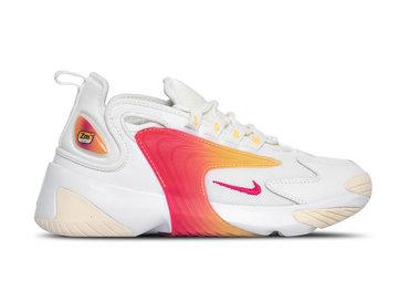 Nike WMNS Zoom 2K White Rush Pink Sail AO0354 102