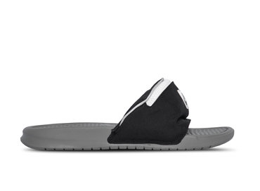 Nike Benassi JDI Fanny Pack Black Cool Grey Summit White AO1037 001