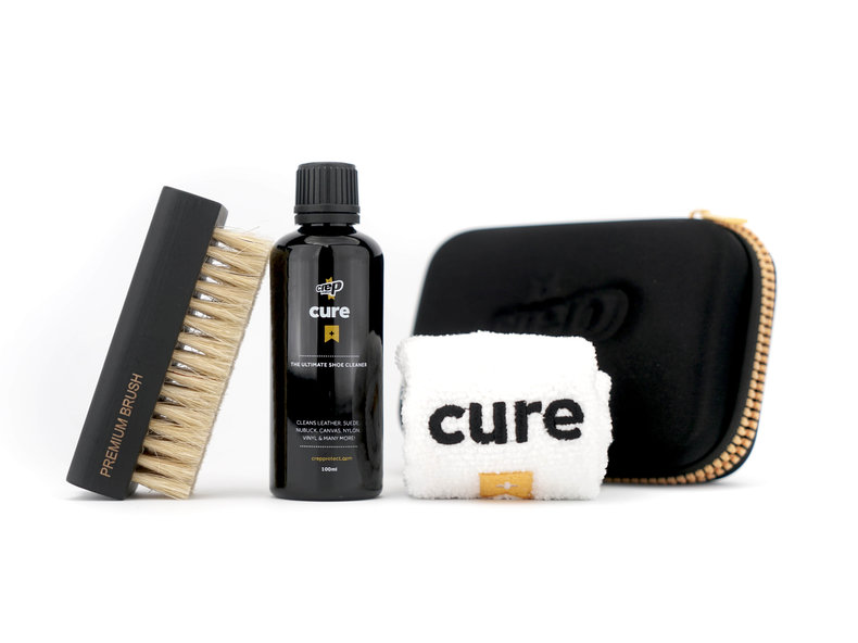 Cure Cleaning kit