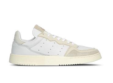 Adidas Supercourt Crystal white Chalk White Off White EE6024