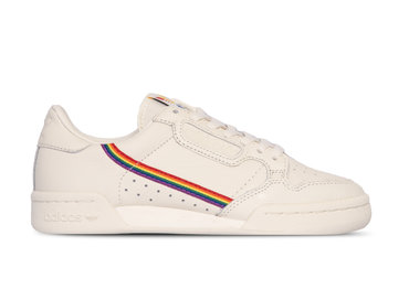 Adidas Continental 80 Pride Off White Off White EF2318