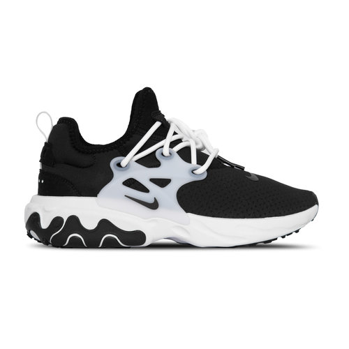 React Presto Black Black White AV2605 003
