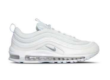 Nike Air Max 97 White Wolf Grey Black 921826 101